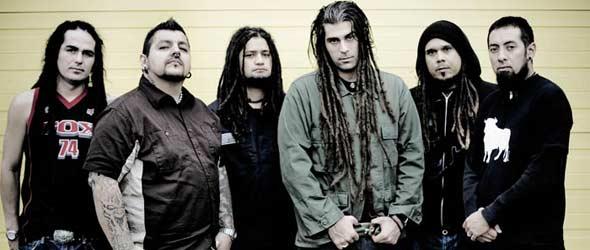 Группы в стиле ню метал